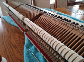 baby grand piano repair and regulation