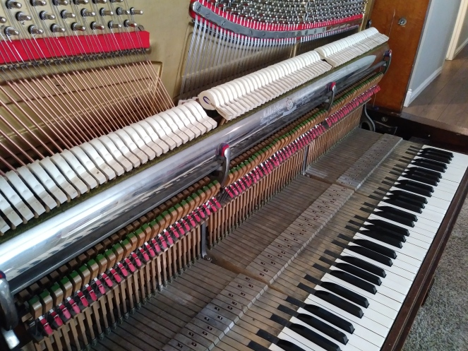 Piano Repair and regulation